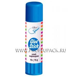 Клей-карандаш ПВА 15гр (158-722 / GS15_244)