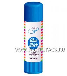 Клей-карандаш ПВА 36гр (158-724 / GS36_246)