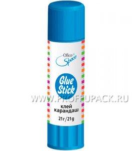 Клей-карандаш ПВА 21гр (158-723 / GS21_245)
