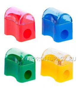 Точилка пластиковая с контейнером (186-689 / SHP801_2002)