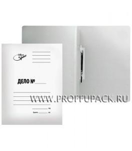 Папка-скоросшиватель ДЕЛО А4, немел. картон 220гр/м2 (158-525)