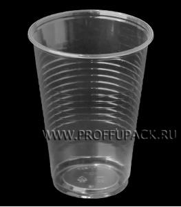 Стакан 200 мл ЮП ЭКОНОМ п/п