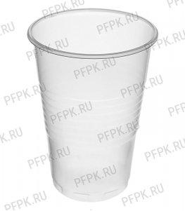 Стакан 200 мл ИНТЕКО п/п Прозрачный