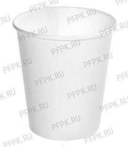 Стакан 250 мл бумажный (белый)
