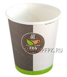 Стакан 250 мл бумажный Coffee to go