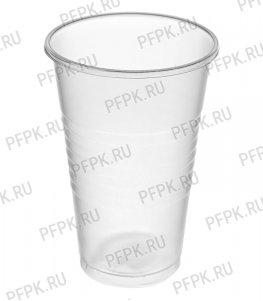 Стакан 200 мл ППЛ Прозрачный