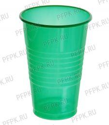 Стакан 200 мл ППЛ (ЦВЕТНОЙ) Зеленый