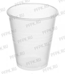 Стакан 100 мл ППЛ прозрачный