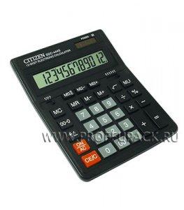 Калькулятор CITIZEN SDC-444S (118-840)