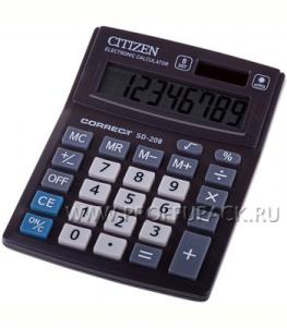 Калькулятор CITIZEN Correct SD208 (218-798 / SD-208)