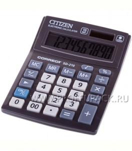 Калькулятор CITIZEN Correct SD210 (218-799 / SD-210)