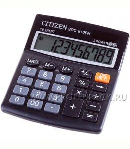 Калькулятор CITIZEN SDC-810BN (023-101)