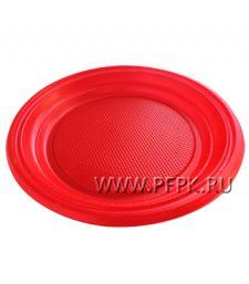 Тарелка десертная D170 ЦВ Красная ТР-10