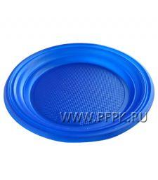 Тарелка десертная D170 ЦВ Синяя ТР-10