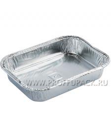 Тарелка из алюминиевой фольги
