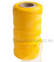 Сетка-рукав мелкая ячейка 500 м (о400) Желтая