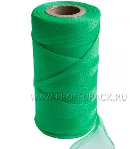 Сетка-рукав мелкая ячейка 500 м (о400) Зеленая