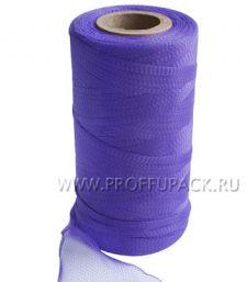 Сетка-рукав мелкая ячейка 500 м (о400) Фиолетовая