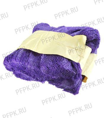 Сетка-рукав мелкая ячейка 150 м (о500) Фиолетовая