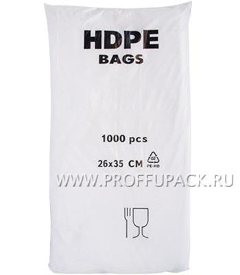 18+8х35 [26x35] евро HDPE BAGS (упак.)