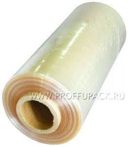 Пленка термоусадочная ПВХ 350х650 15 мкм Еврофилм XL
