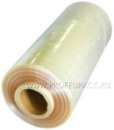 Пленка термоусадочная ПВХ 400х650 15 мкм Еврофилм XL