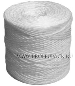 Шпагат полипропиленовый 1кг, 1600 текс Штрих-код