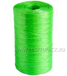 Нить полипропиленовая 250 текс (300 гр.) ЦВ Желто-зеленая