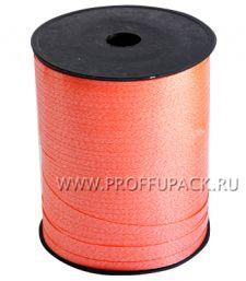 Лента на бобине цветная 0,5см х 500м FIESTA Оранжевая
