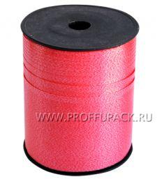 Лента на бобине цветная 0,5см х 500м FIESTA Красная