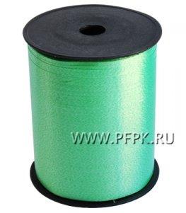 Лента на бобине цветная 0,5см х 500м Зеленая