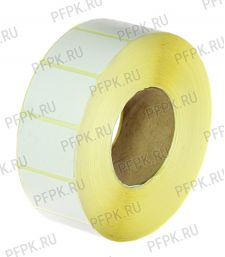Термоэтикетки 30х20 ECO (ЭКО) 1600 шт. 021600-4