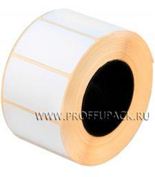 Термоэтикетки 43х25 ECO (ЭКО) 1000 шт. 6061