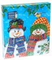 Салфетки НГ бум. DESNA HOME COLLECTION CLASSIC (20 листов) Пара снеговиков