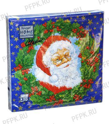 Салфетки НГ бум. DESNA HOME COLLECTION CLASSIC (20 листов) Добрый Дед Мороз