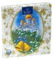 Салфетки НГ бум. DESNA BOUQUET 33х33, 3-сл.,с рис. (20 листов) Рождественская но..