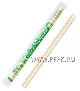 Палочки для суши бамбуковые 23 см