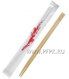 Палочки для суши 21 см Бамбуковые Континент