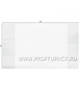 Обложка п/э для тетрадей 210х350 60мкм (162-419 / SP15.00тт)