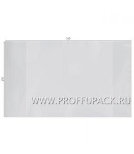 Обложка п/п для тетрадей 210х350 70мкм (232-003 / SP 210.3)
