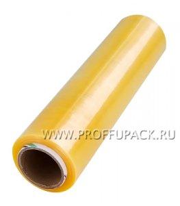 Пленка пищевая 225х200 7мкм DPP жёлтая (213)