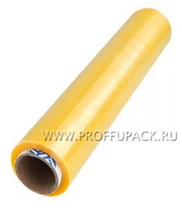 Пленка пищевая 300х200 7мкм DPP желтая (413)