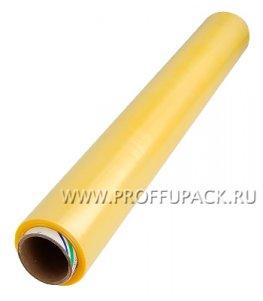 Пленка пищевая 450х200 7мкм DPP желтая (713)
