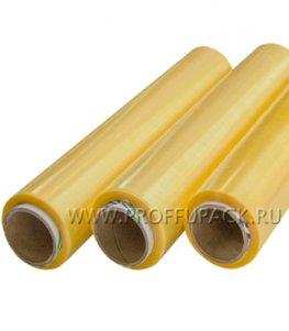 Пленка пищевая 300х200 6мкм DPP желтая