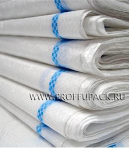 Мешок полипропиленовый 55х105 белый (60 гр)