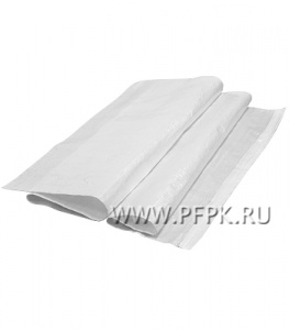 Мешок полипропиленовый 55х105 белый (60 гр) ВС