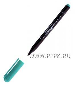 Маркер CENTROPEN, круглый 1мм Зеленый (002-678/9410)