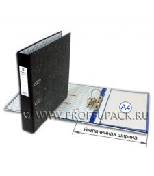 Папка-регистратор BRAUBERG Contract, 50мм (221-983) Черный торец