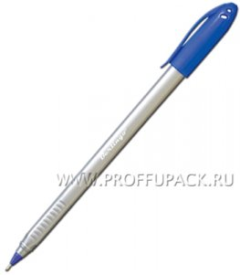 Ручка шариковая TRIANGLE SILVER (Триангл Сильвер) Синяя (206-169 / CBp_10792)