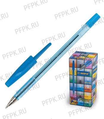 Ручка шариковая Beifa синяя, 0,7мм (002-103/AA927-BL)